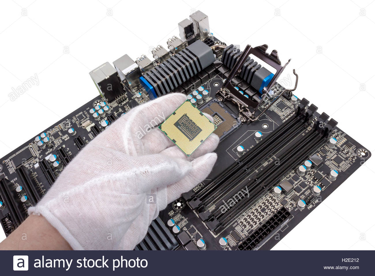 electronic cpu stock photos \u0026 electronic cpu stock images alamyWhite Gloved Hands And Brush Cleaning Computer Circuit Board Cpu Stock #21