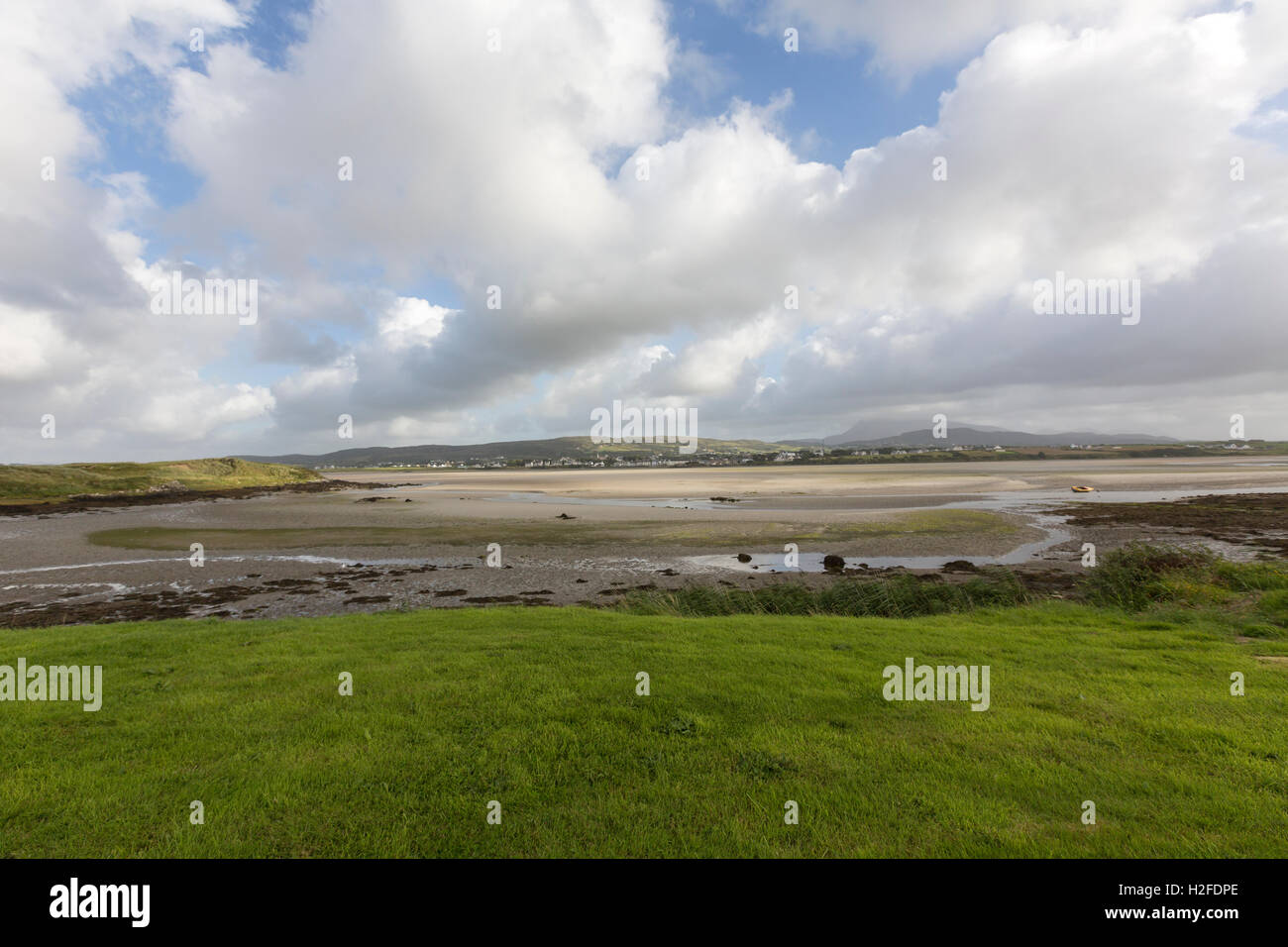 The Ross from Dunfanaghy, County Donegal, Ireland - Stock Image