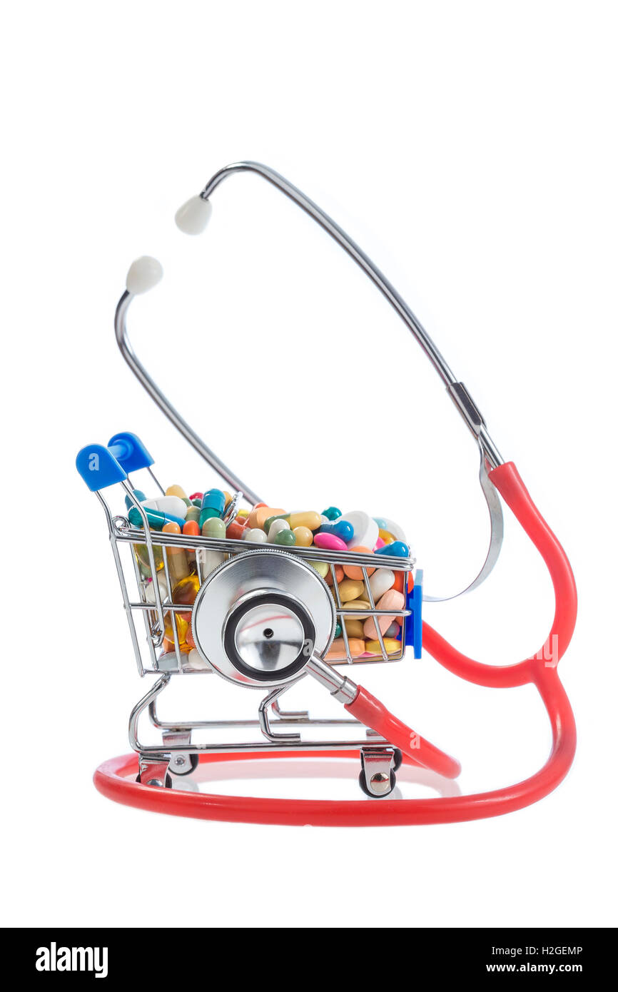 Book Covers Stock Photos Images Photography Remote Stethoscope Concept Diagram Health And Consumerism Shopping Cart Image
