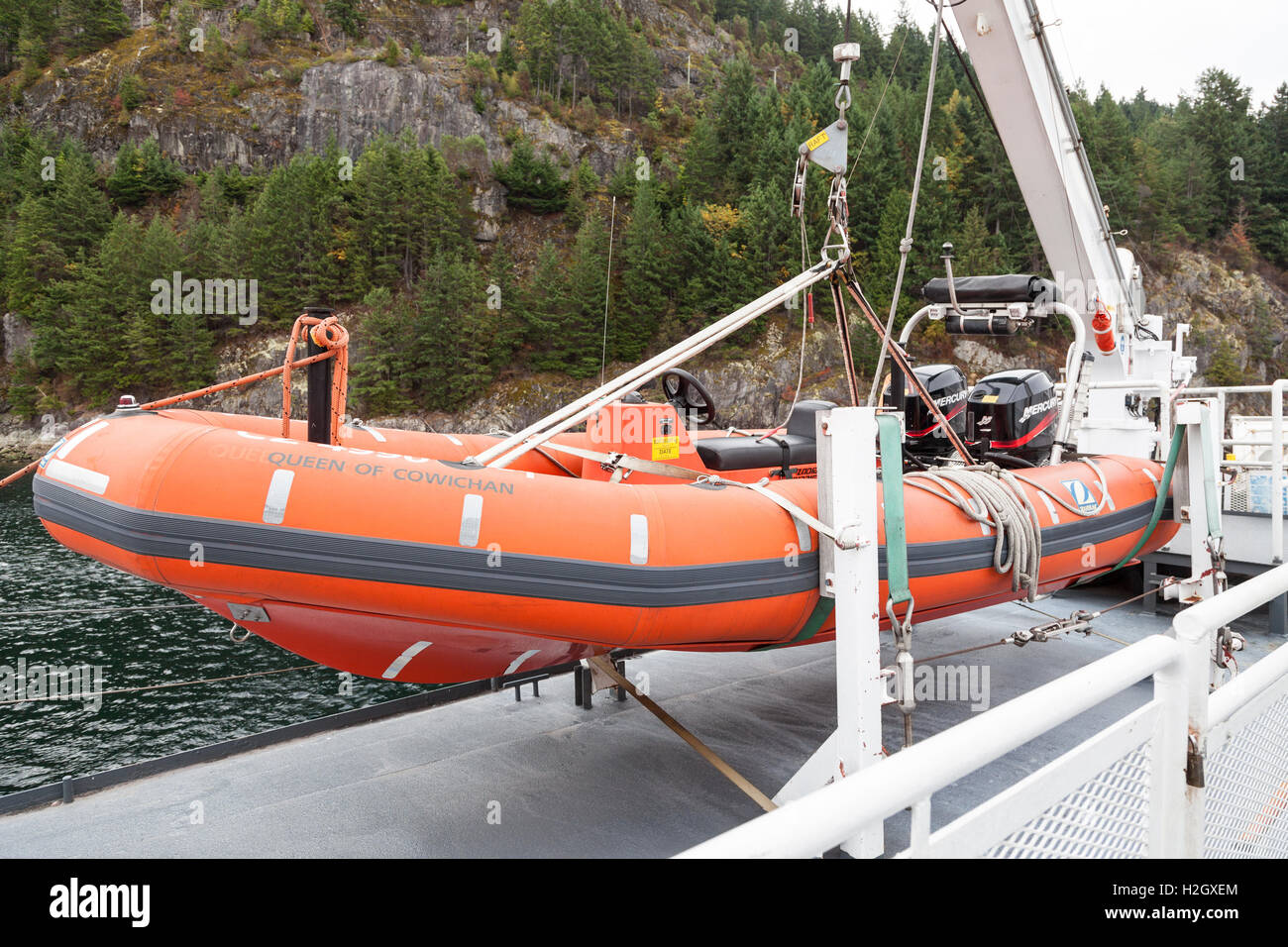Rigid Hull Inflatable Boats Vancouver Island