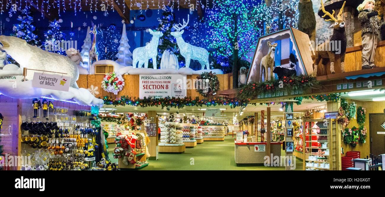 Bronners Christmas.Bronner S Christmas Wonderland Stock Photos Bronner S