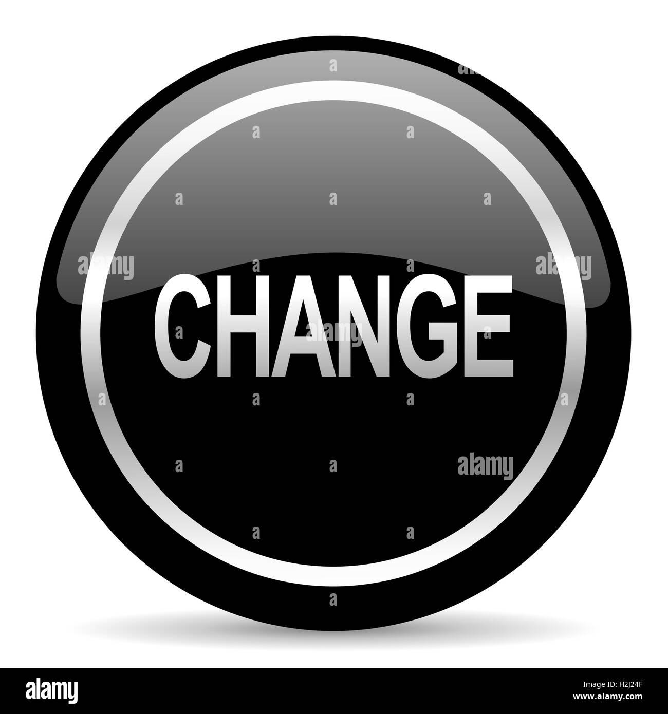 improvement icon black and white stock photos images alamy