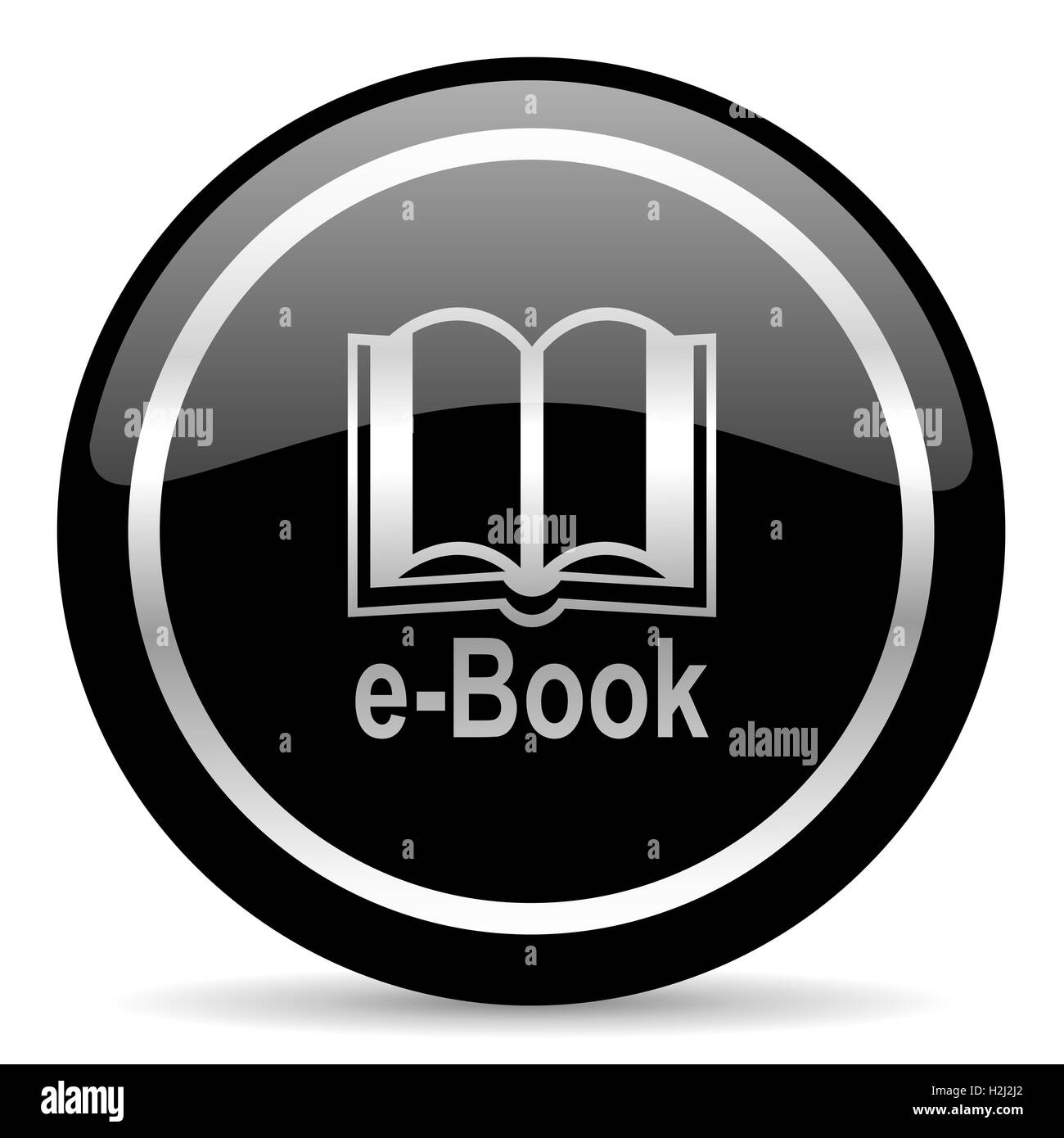 book icon - Stock Image