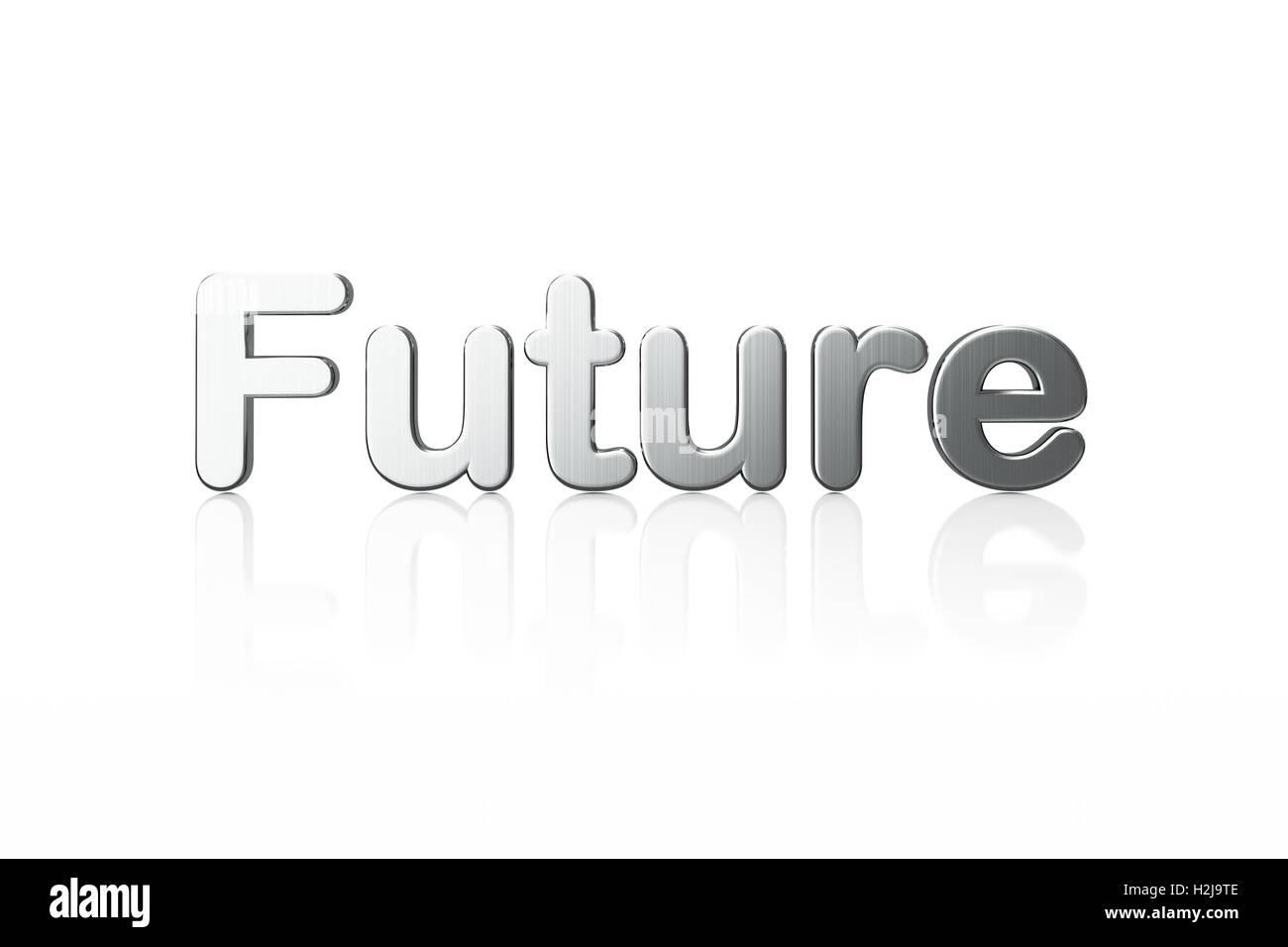 Timeline concept: 3d word Future Stock Photo: 122104766 - Alamy