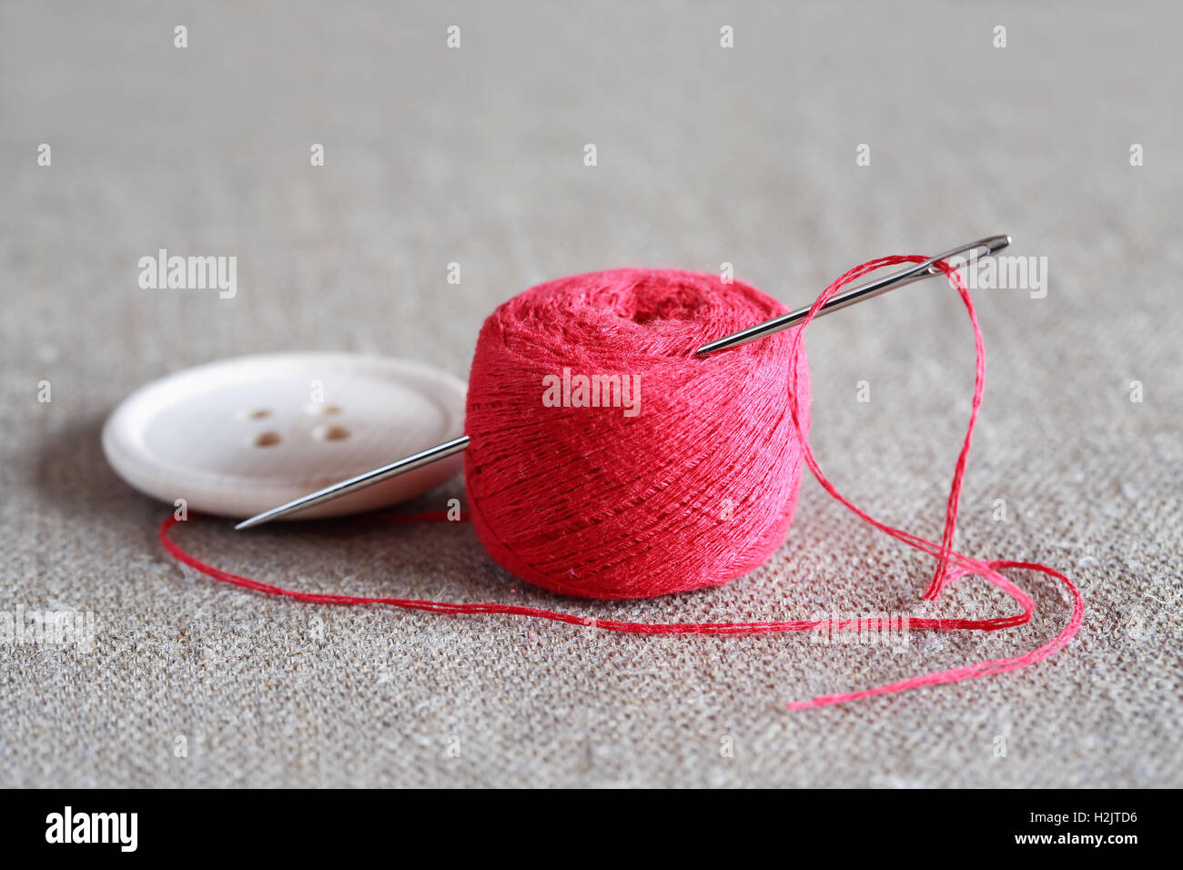 Sewing Concept - Stock Image