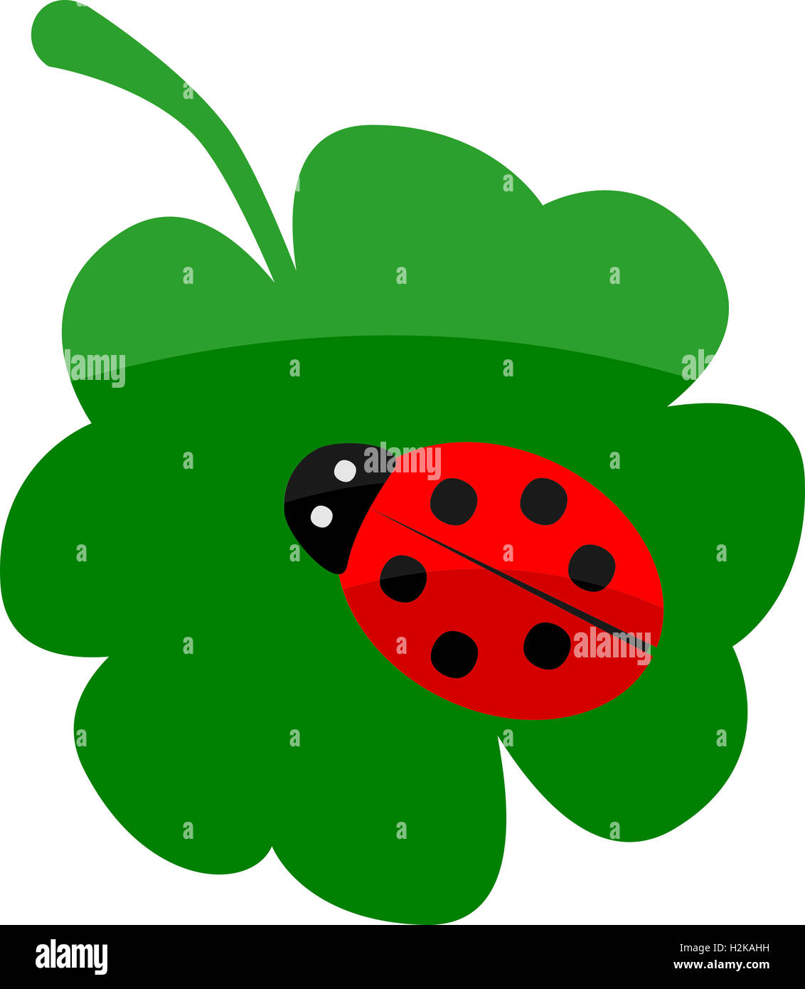 Ladybug Clover Stock Photos & Ladybug Clover Stock Images - Page 2 ...