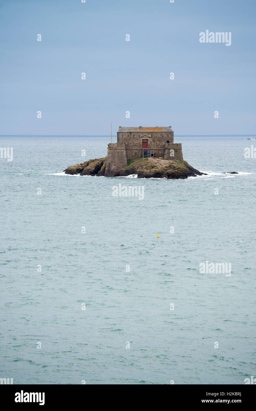 Saint Malo, Brittany, France - Stock Image