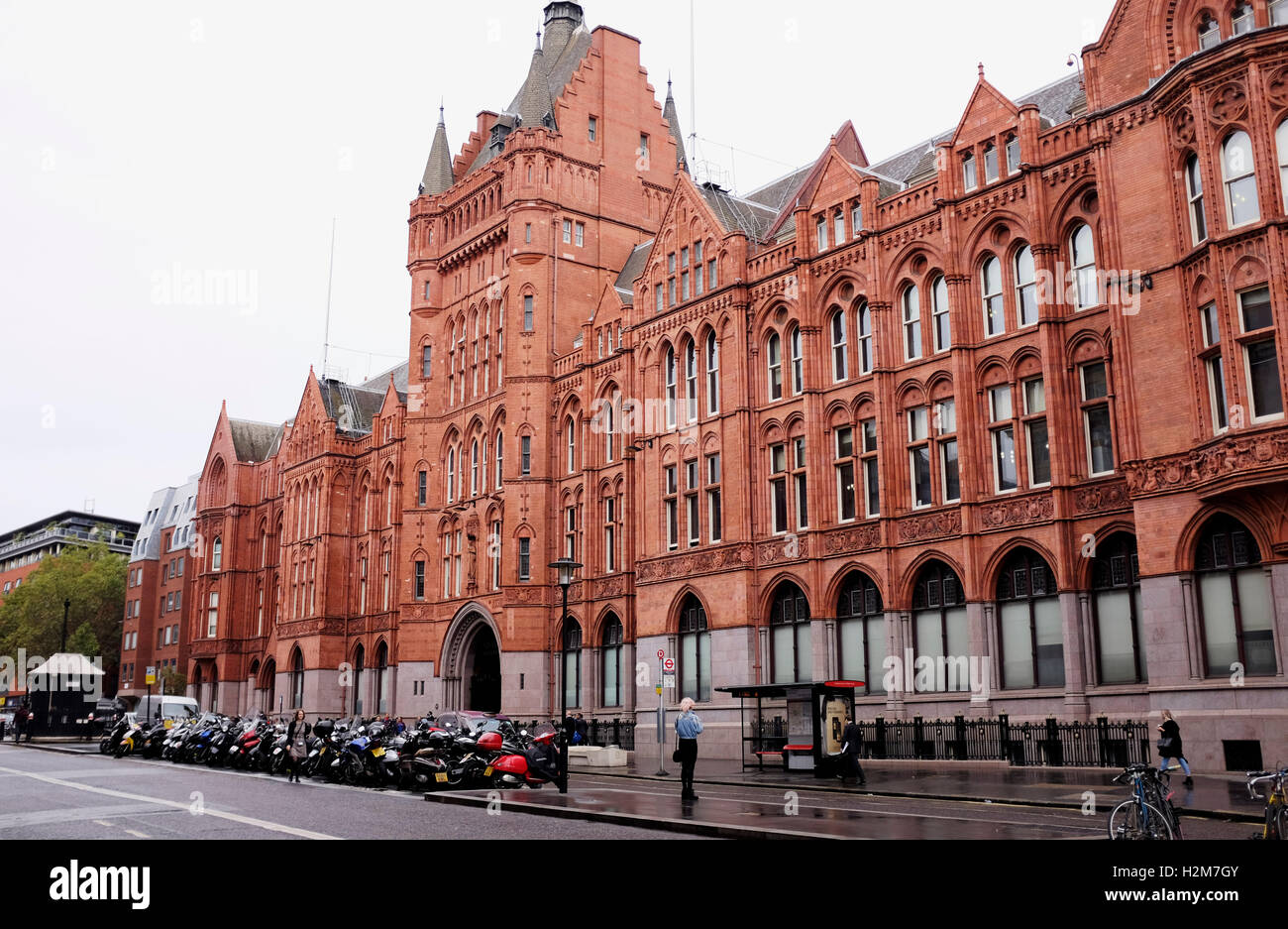 Holborn Bars Events Venue In High London And Formerly Prudential Assurance Company HQ UK