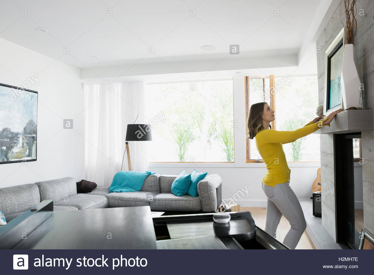 Hanging Painting Stock Photos & Hanging Painting Stock Images - Alamy