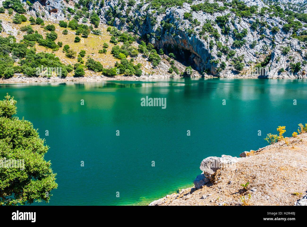 Gorg Blau, Majorca - Stock Image