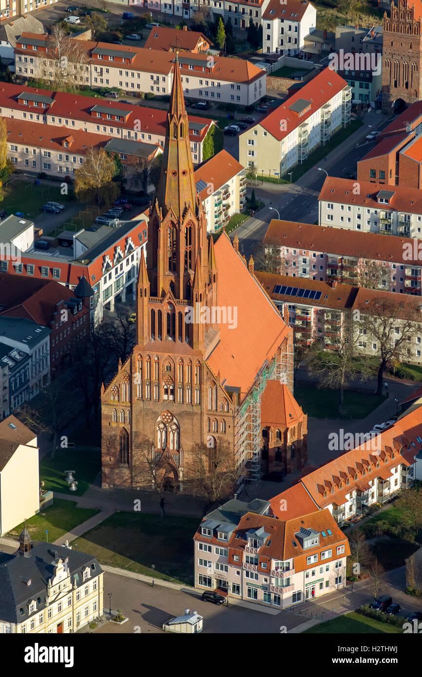 Puff aus Demmin, Hansestadt