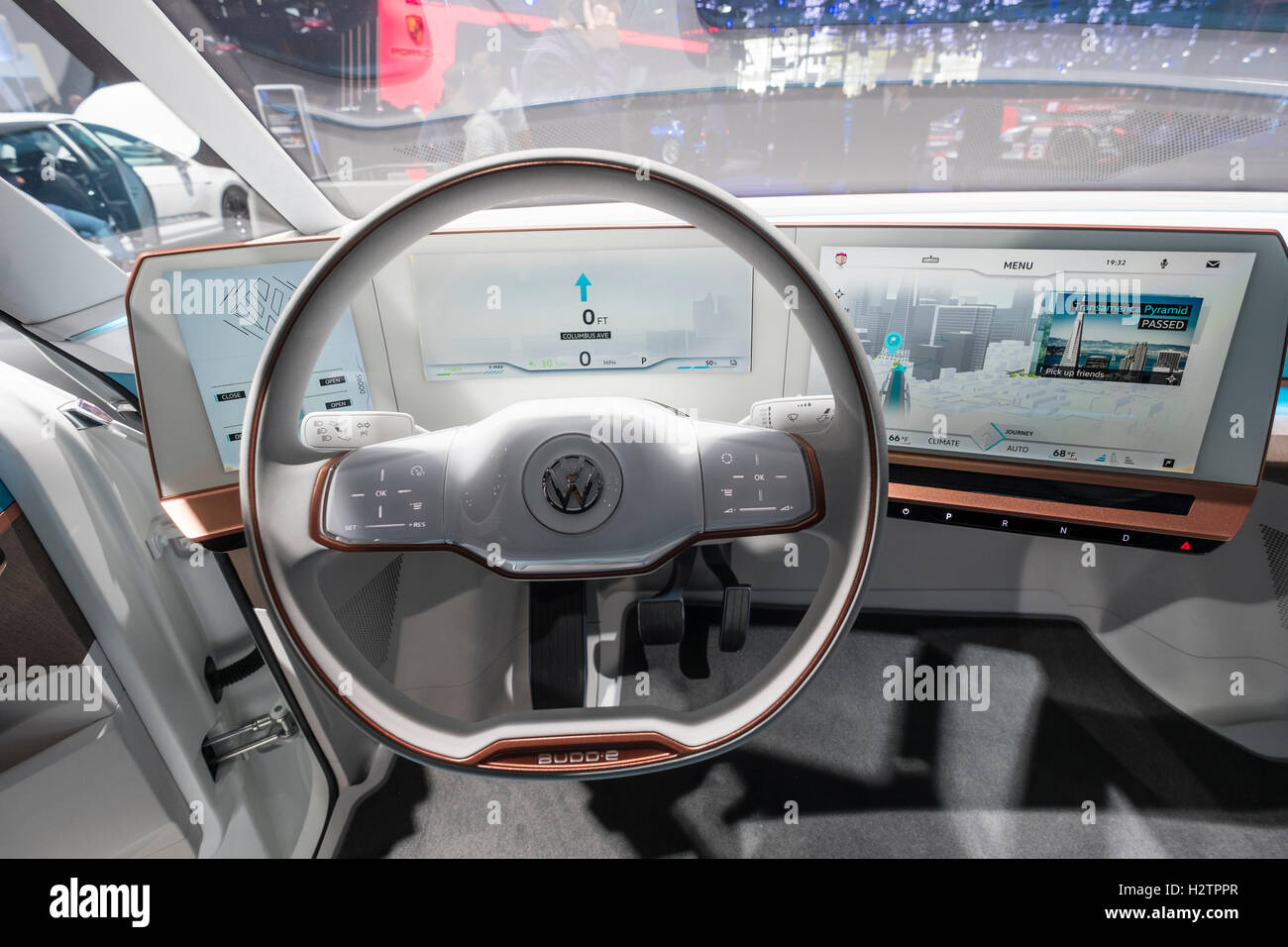 Vw Dashboard Stock Photos & Vw Dashboard Stock Images - Alamy