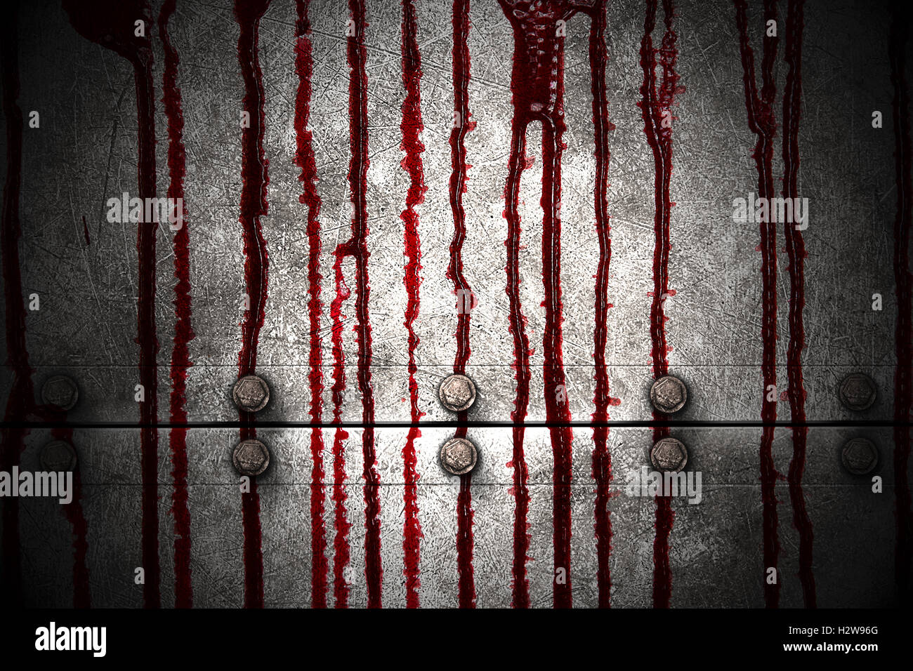 Set 8 Bloody Metal Wall In The Dark For Horror Content And Stock Photo Alamy The rust has different colors including yellow, orange, red and brown. https www alamy com stock photo set 8 bloody metal wall in the dark for horror content and halloween 122257928 html