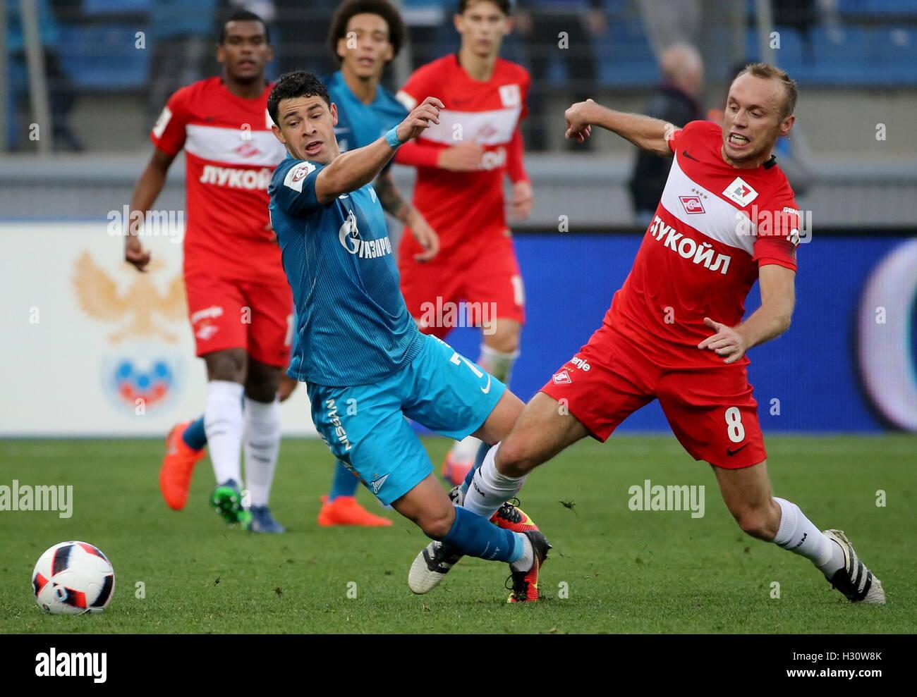 Matches Spartak - Zenit in the season 2018 - 2019 9