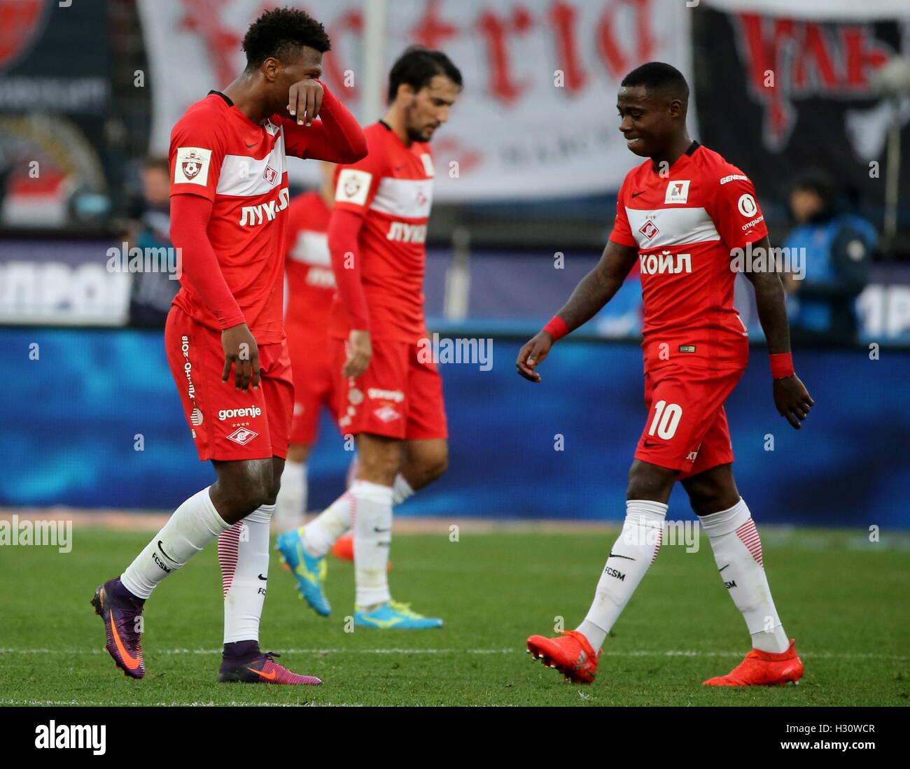 Matches Spartak - Zenit in the season 2018 - 2019 82