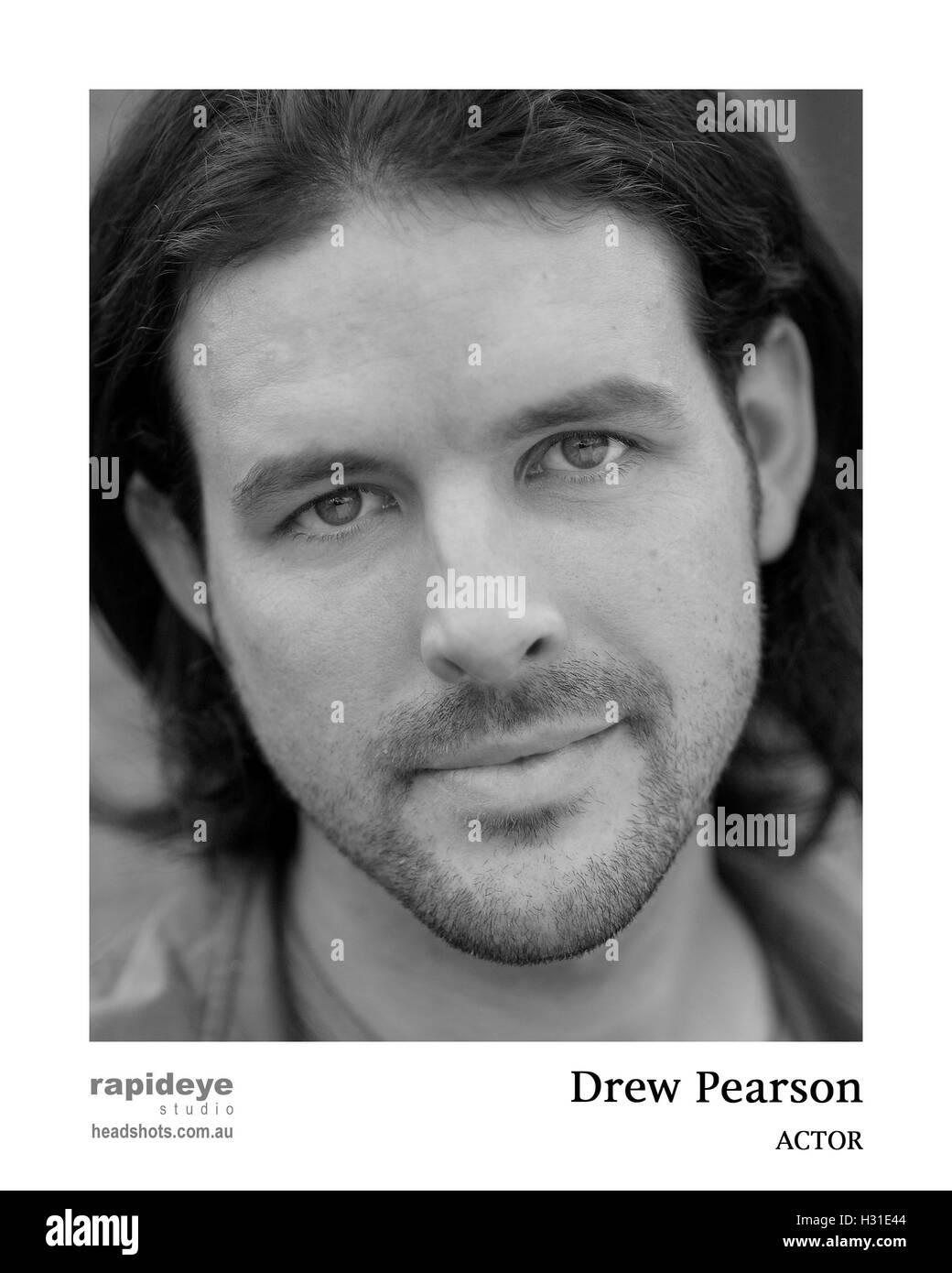 Patrick pearson actor