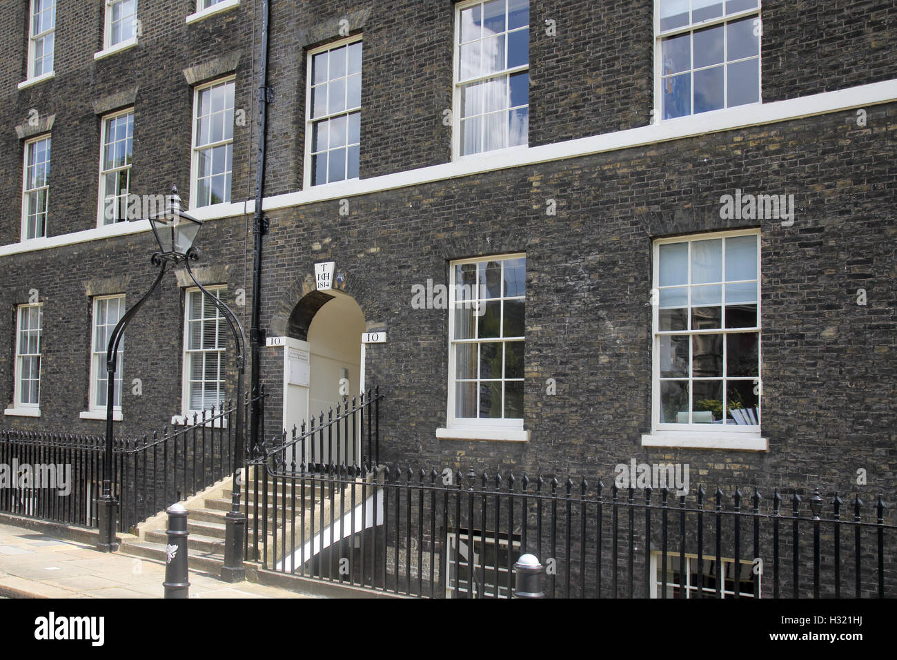 inns of court inner and middle temple london - Stock Image