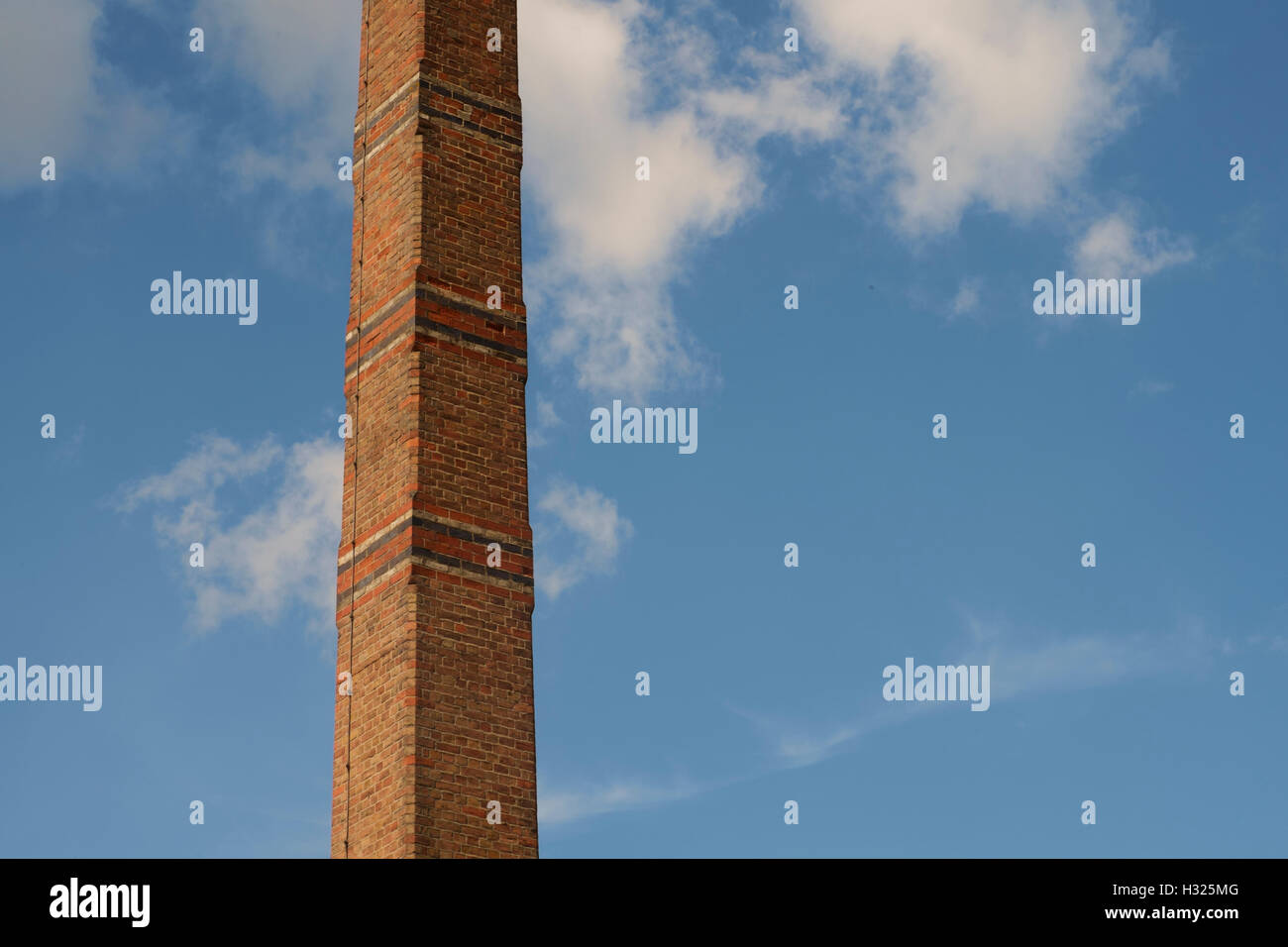 The chimney tower at Cox's Yard Stratford-on-Avon Stock Photo