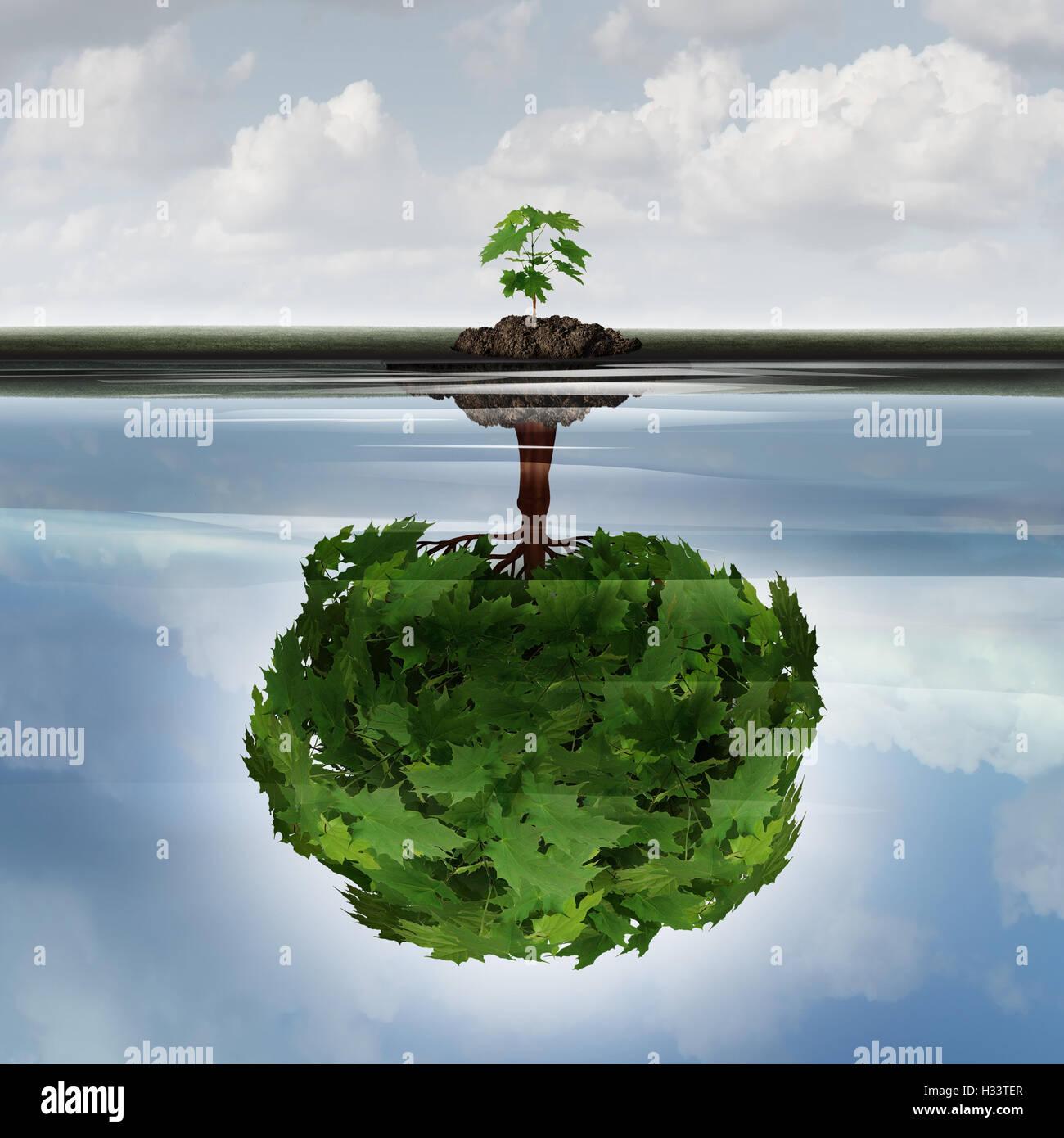Potential Success Concept As A Symbol For Aspiration Philosophy Idea