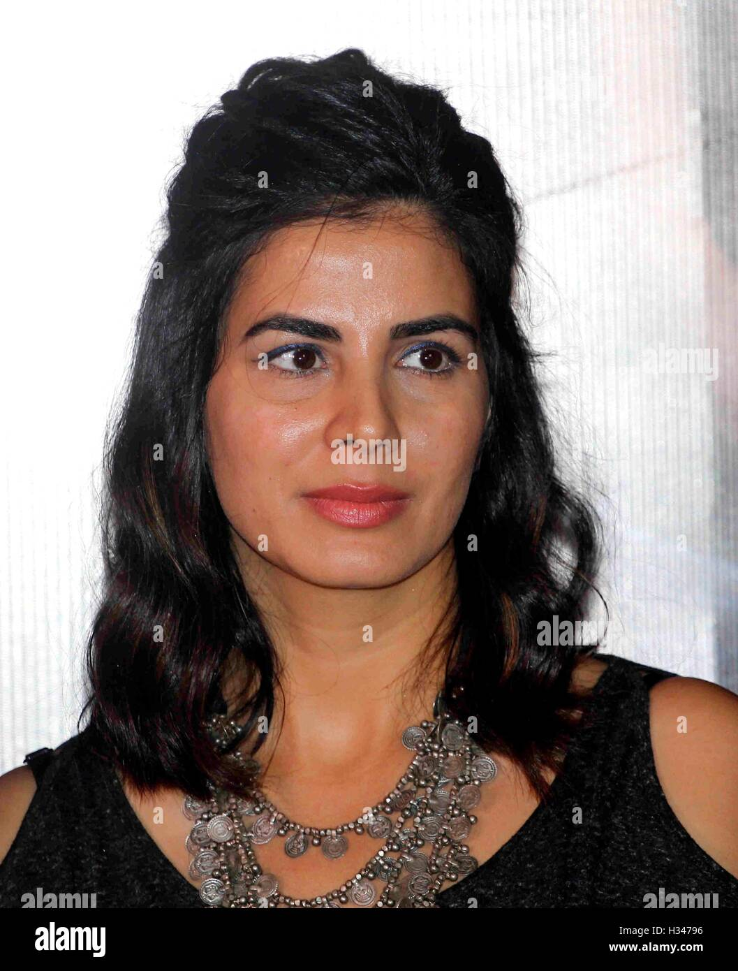 Bollywood Actor Kirti Kulhari During The Press Conference Of The
