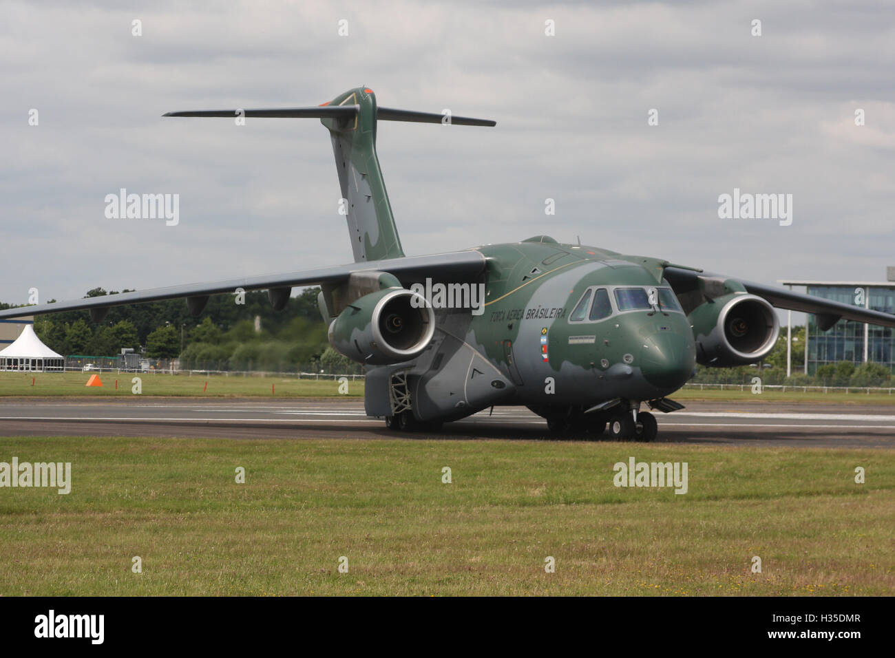 EMBRAER KC390 - Stock Image