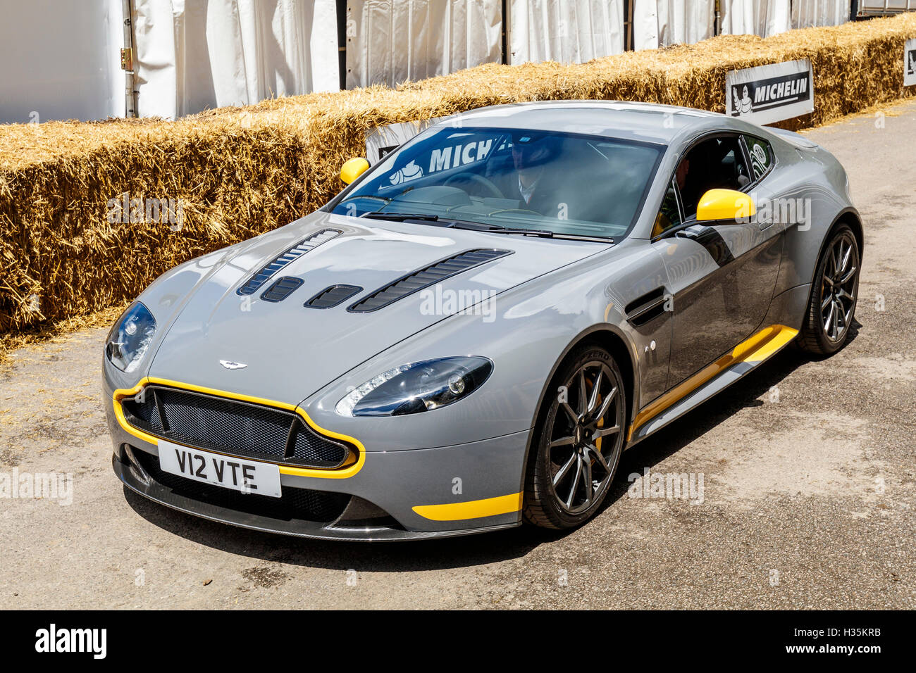 V12 Vantage High Resolution Stock Photography And Images Alamy