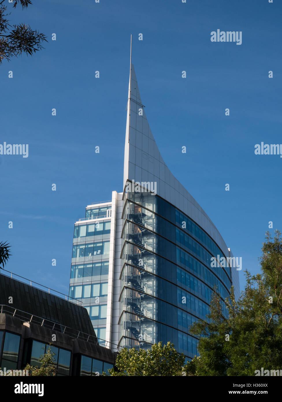 The Blade Building, Reading, Berkshire, England - Stock Image