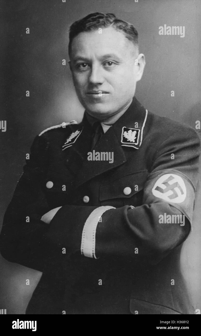 Albert Forster, 1930s - Stock Image