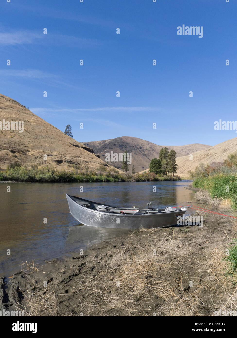 Yakima River near Ellensberg, Washington is a Blue Ribbon