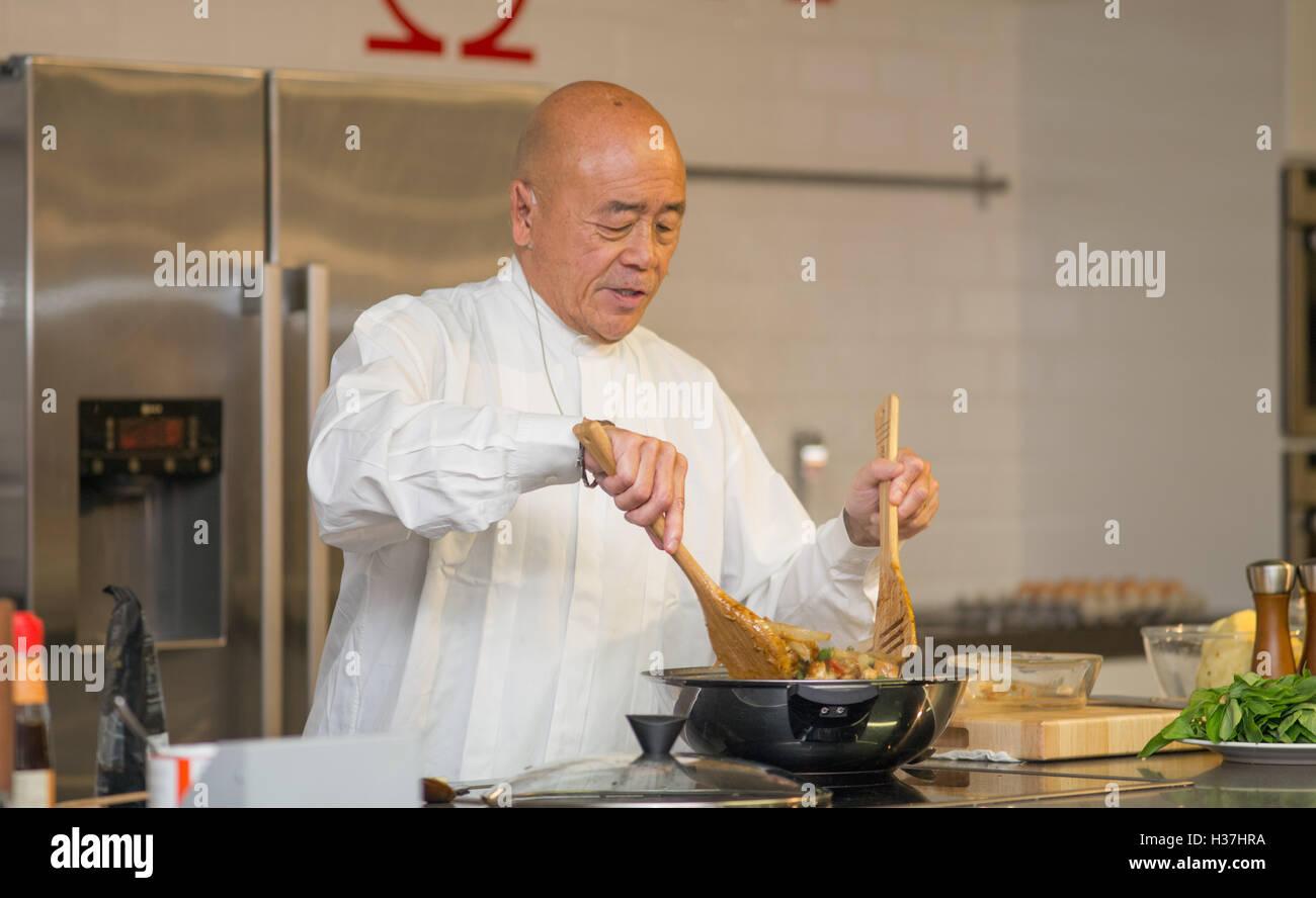 Ken Hom Chinese Restaurant London