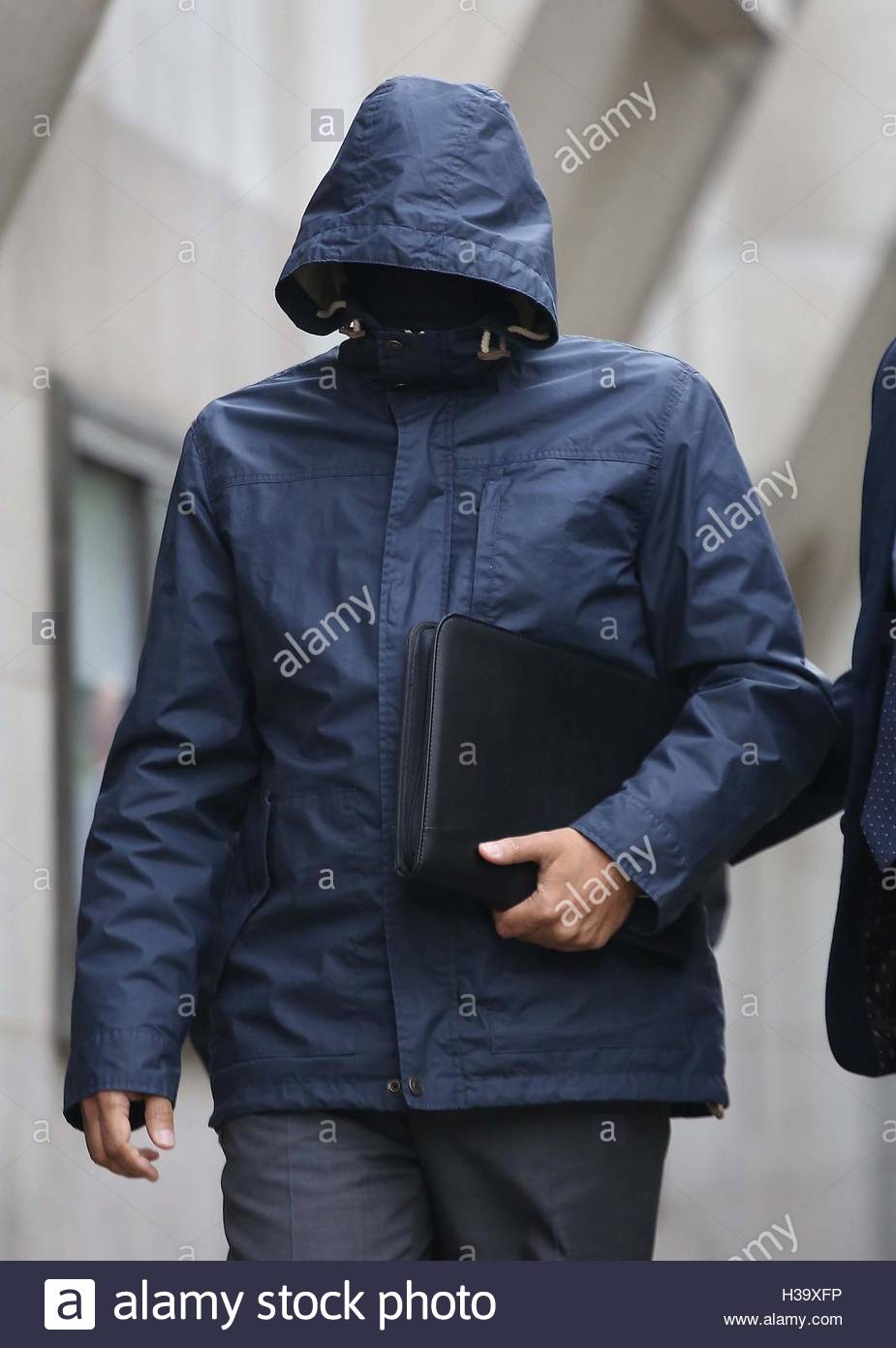 File photo dated 21/09/16 of Fake Sheikh Mazher Mahmood, who along with his driver Alan Smith have been found guilty - Stock Image