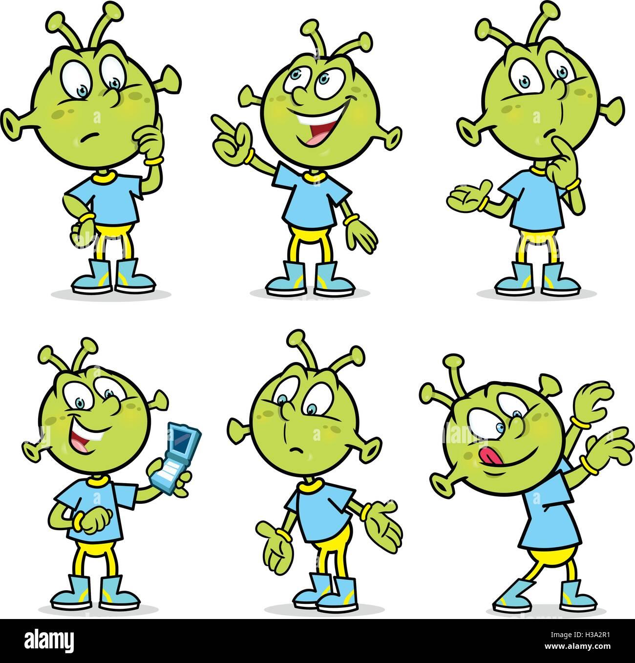 Alien Character Stock Photos Alien Character Stock Images Alamy