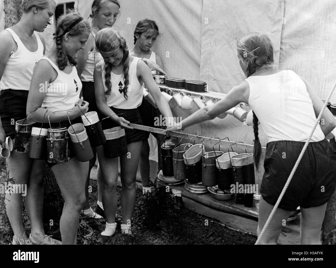 bdm camp 1937 stock photo 122548599 alamy
