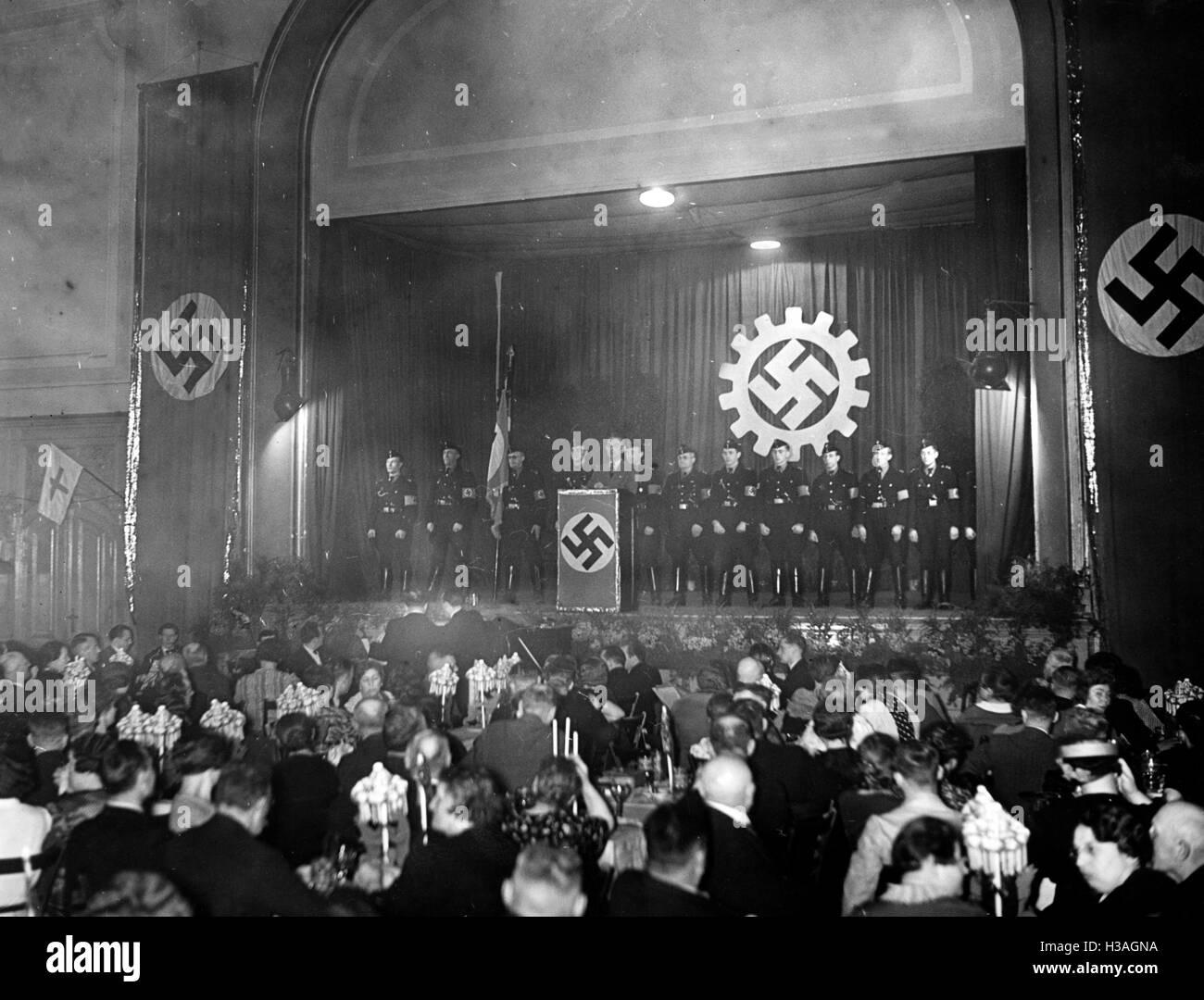 Scherl-event for dealers in Berlin, 1939 - Stock Image