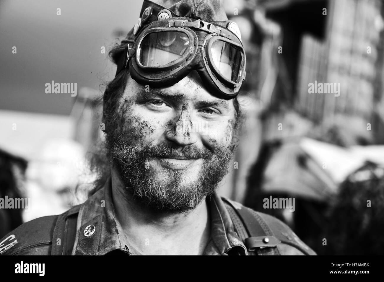 Wacken Open Air 2016: EUROPA, DEUTSCHLAND, WACKEN, 05.08.2016: Wasteland Warriors. Editorial use only. - Stock Image