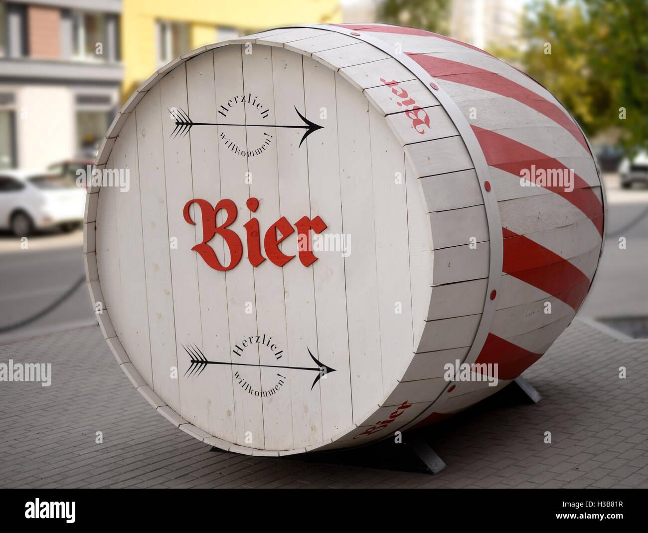 Large Beer Barrel Stock Photos Large Beer Barrel Stock Images Alamy