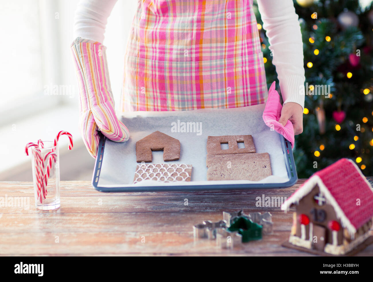 Gingerbread Gloves Stock Photos & Gingerbread Gloves Stock Images ...