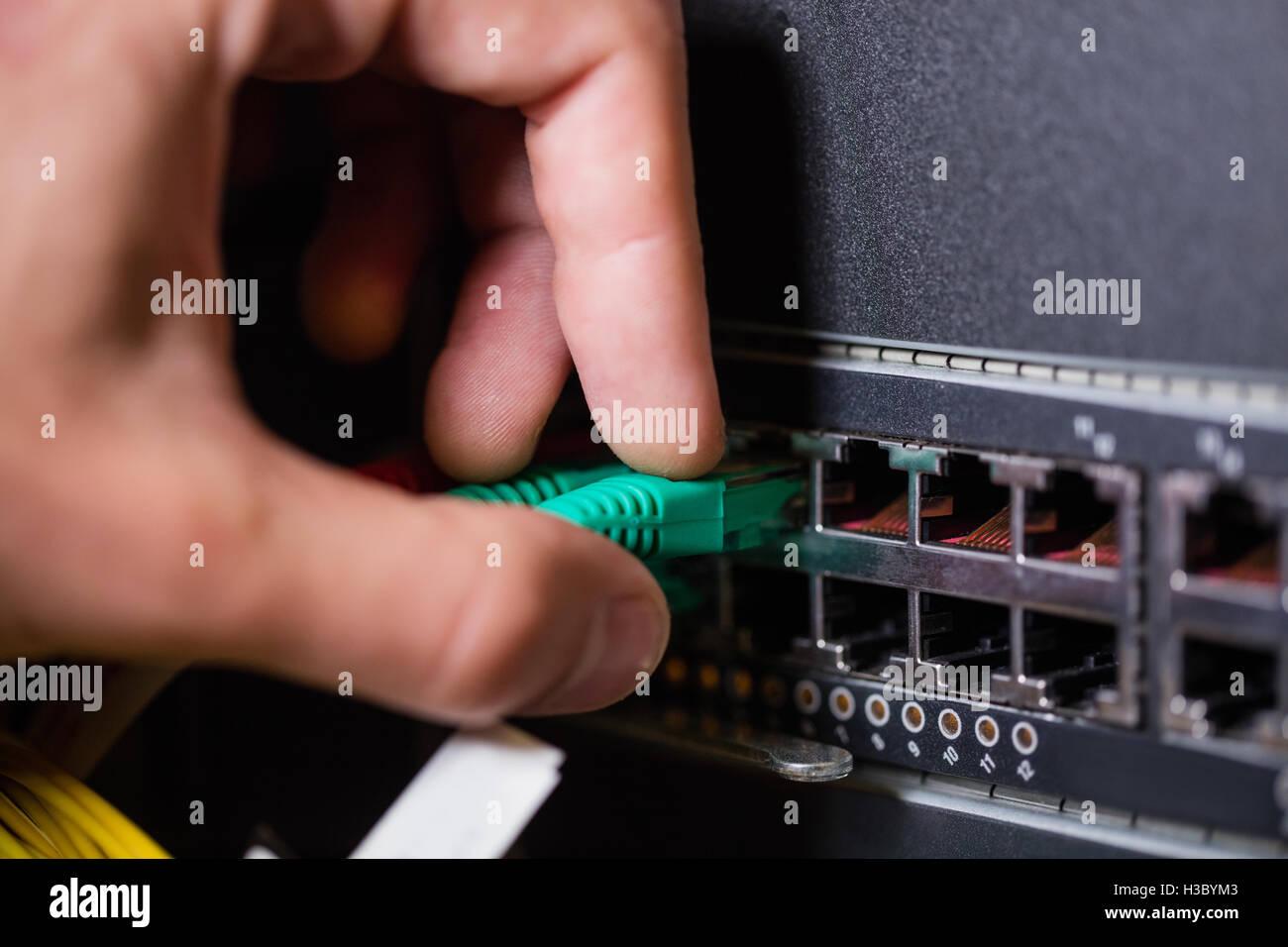 Ethernet Socket Stock Photos & Ethernet Socket Stock Images - Alamy