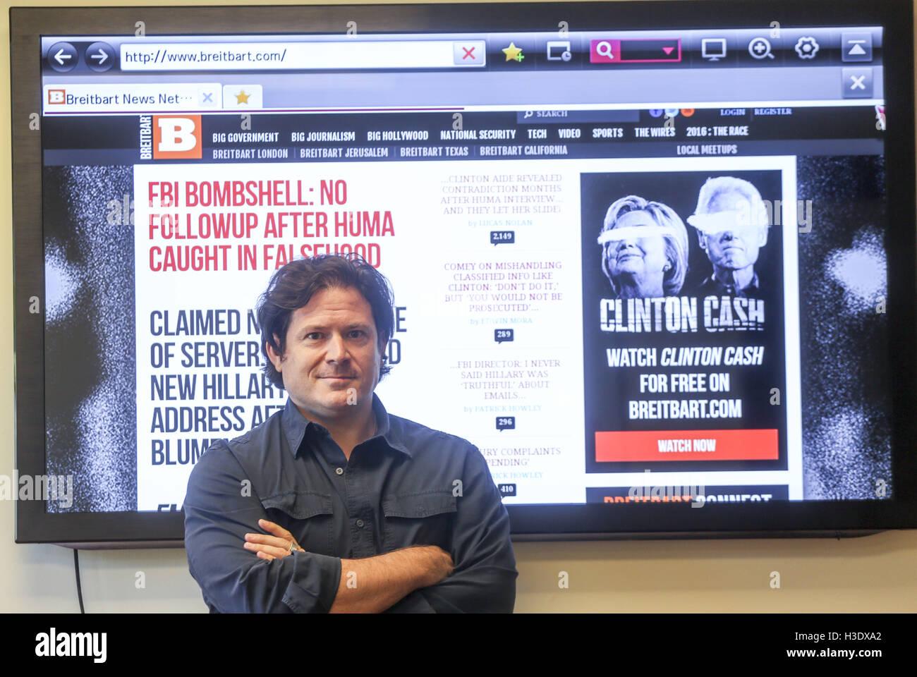 Breitbart News Stock Photos & Breitbart News Stock Images