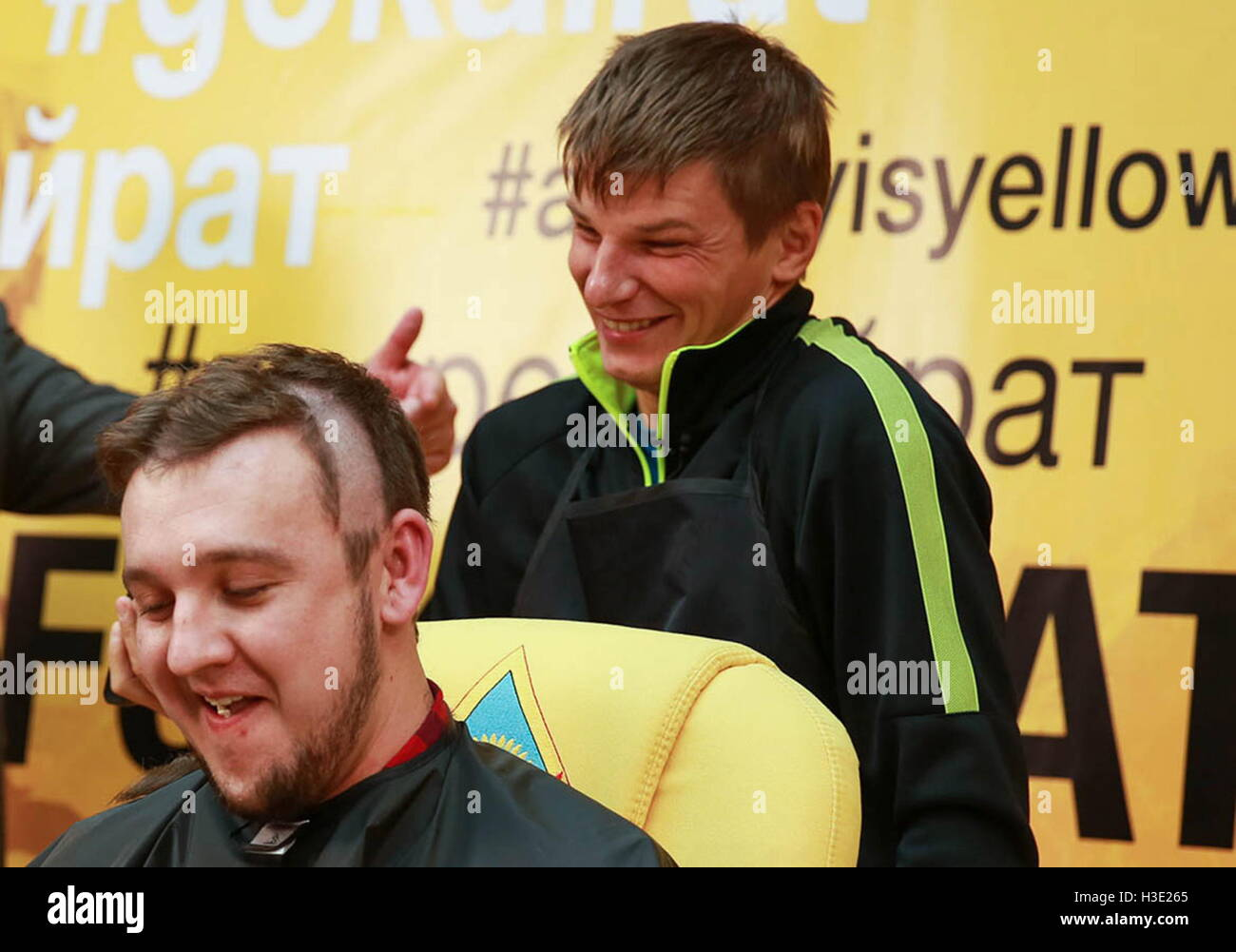 Andrei Arshavin shaved a journalist in a loser's controversy 10/06/2016 83