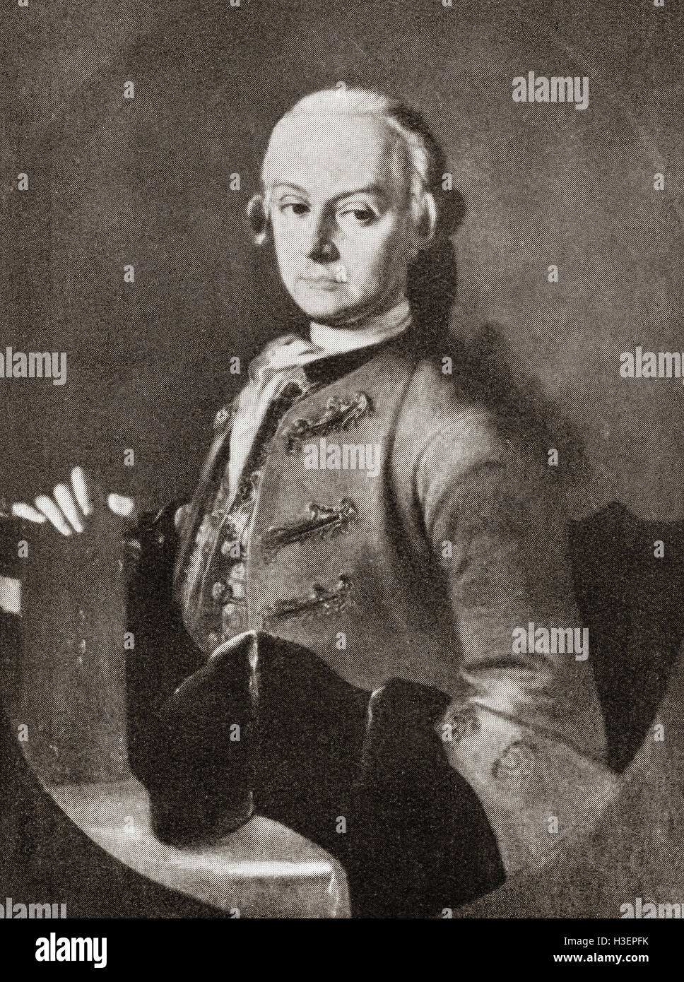 Leopold Mozart Stock S & Leopold Mozart Stock Alamy