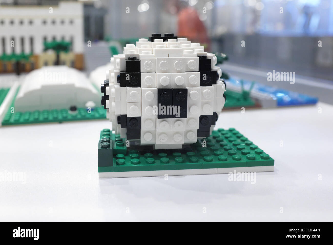 As made by lego 52