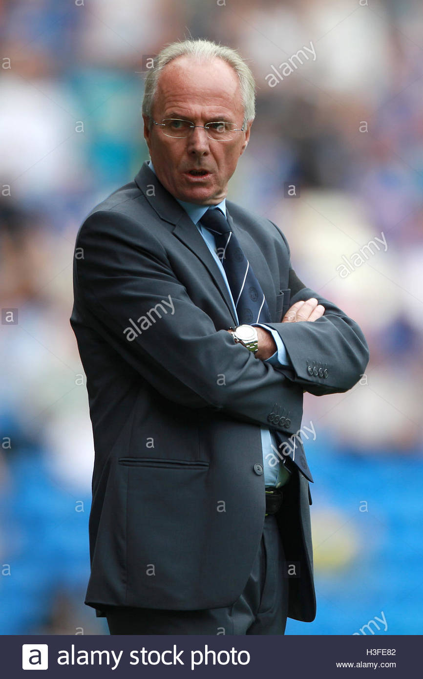 File photo dated 25-09-2011 of Former England manager Sven-Goran Eriksson who has said he would be 'extremely - Stock Image