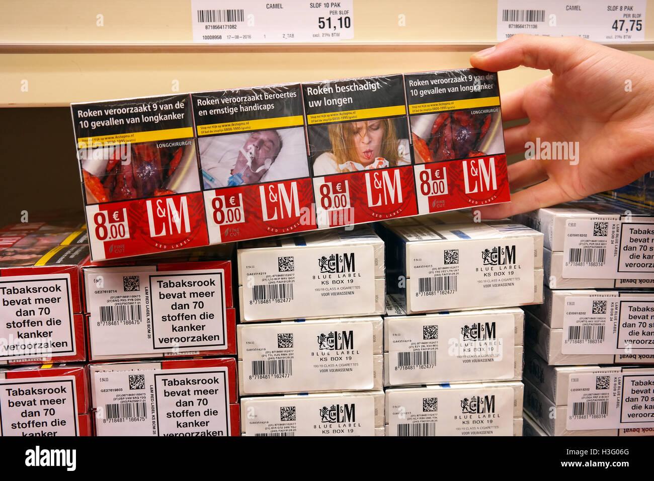 Where buy cigarettes in UK