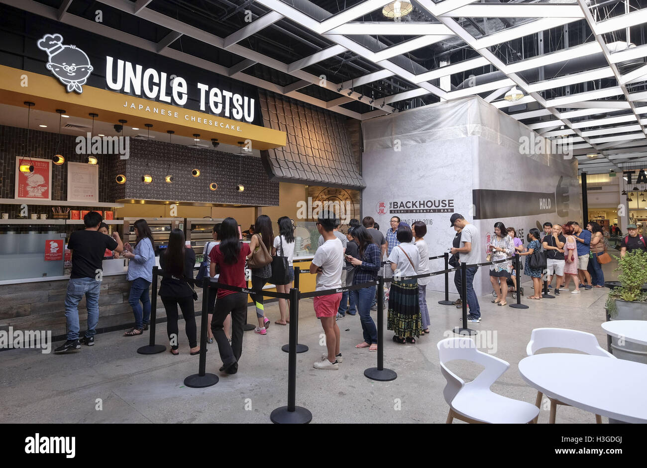 Los Angeles California Usa 26th Sep 2016 Uncle Tetsu The Stock Photo 122678434 Alamy