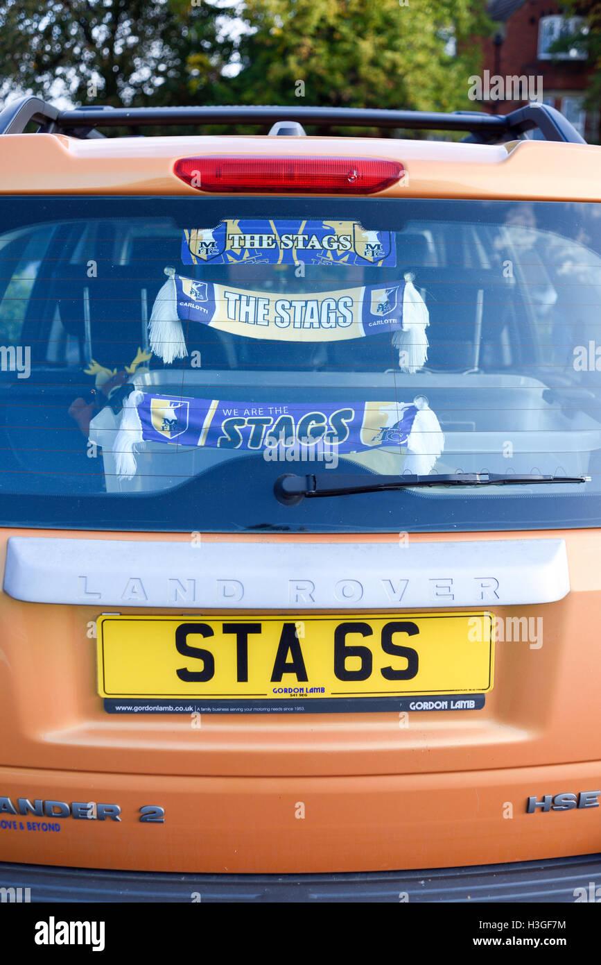 Car Service Mansfield Uk