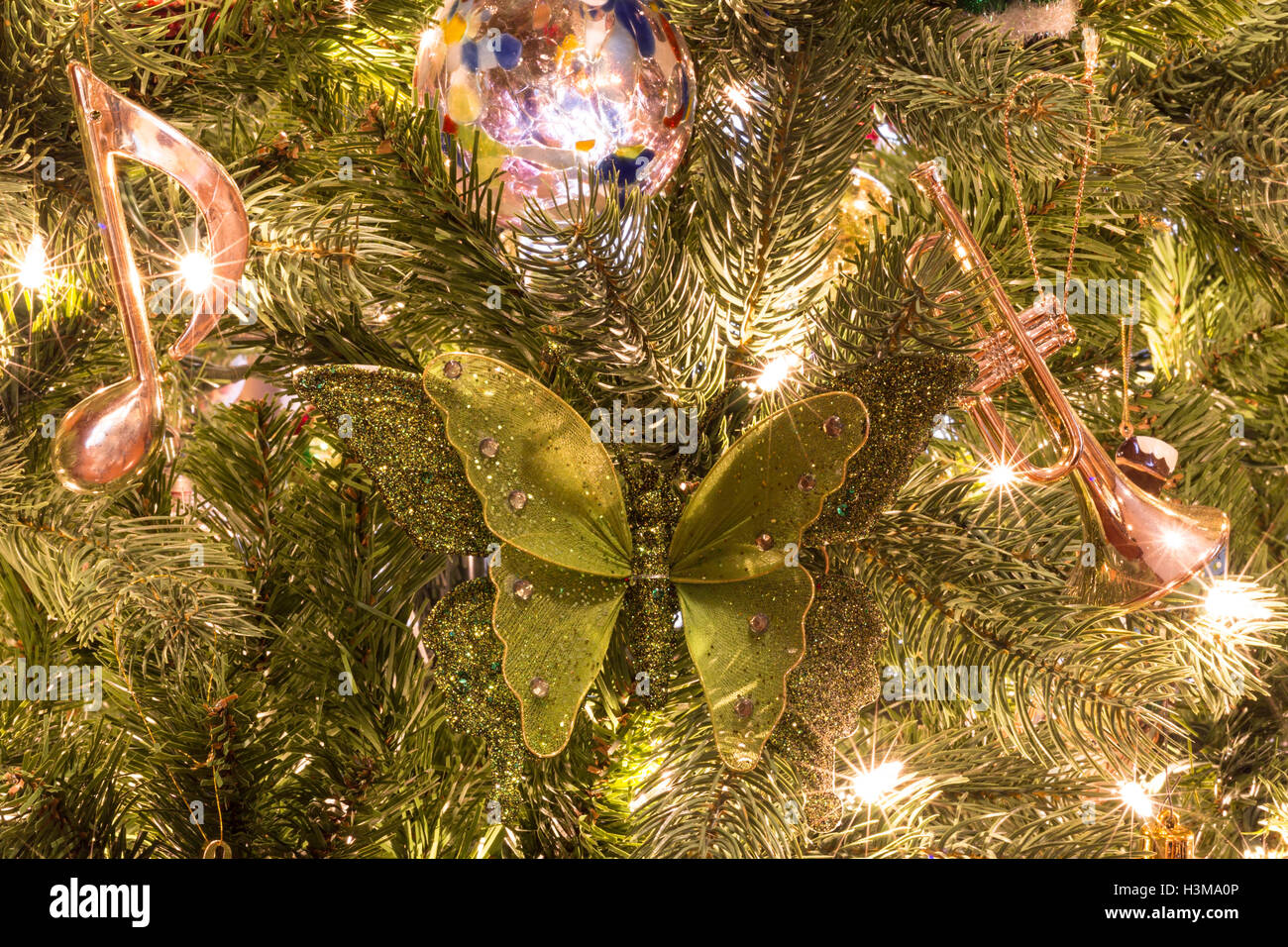 Tree With Music Notes Stock Photos & Tree With Music Notes Stock ...