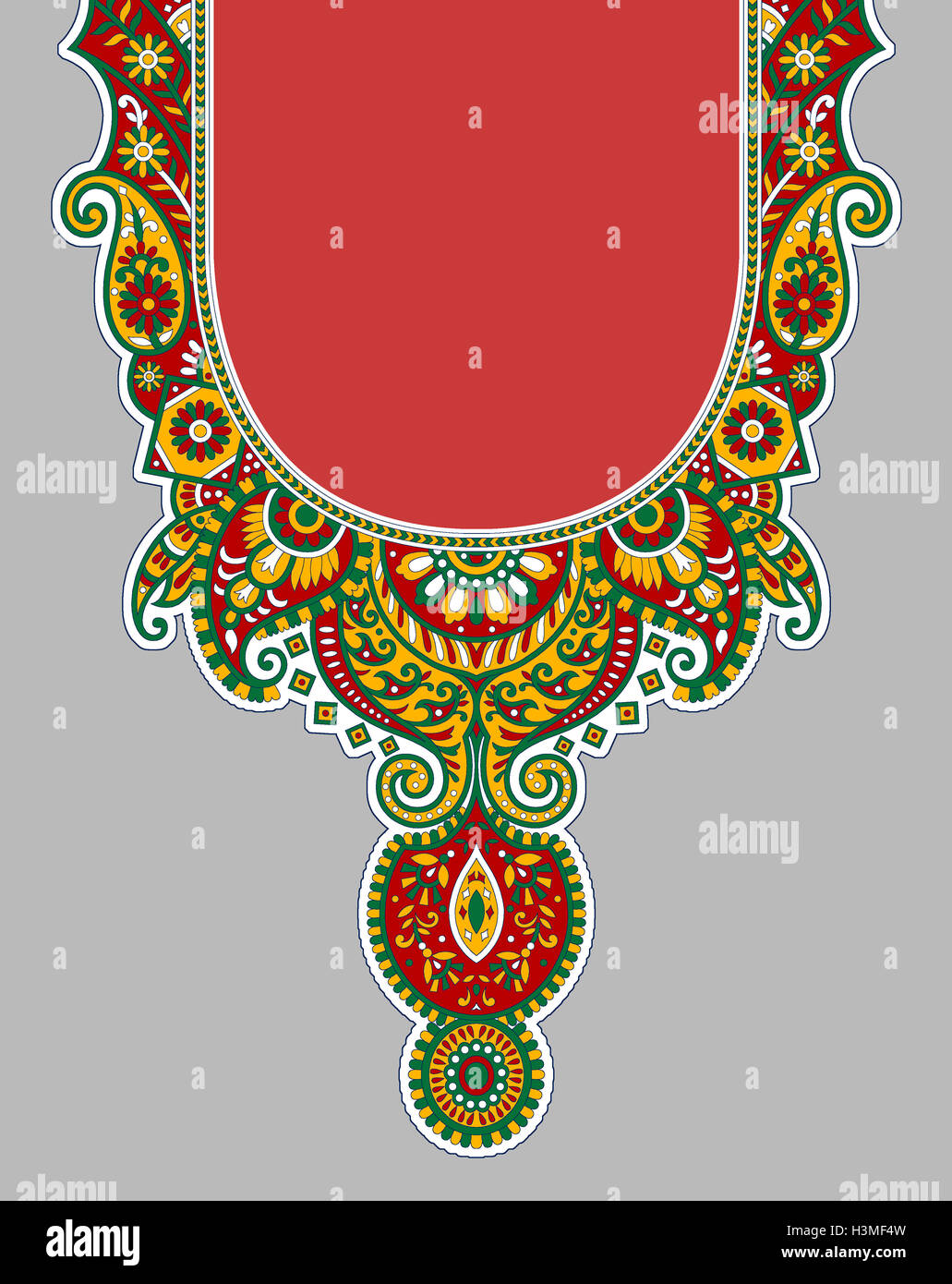 Neck Designs For Salwar Kameez High Resolution Stock Photography And Images Alamy