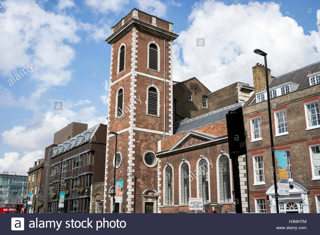 Old Operating Theatre Building in London Bridge, London, England, UK - Stock Image