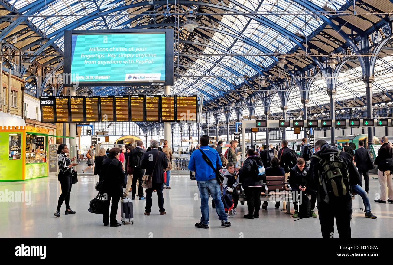 New Rail Timetable Stock Photos & New Rail Timetable Stock